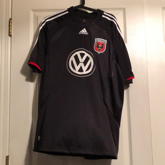 the latest 114d3 753cb Adidas DC United Jersey